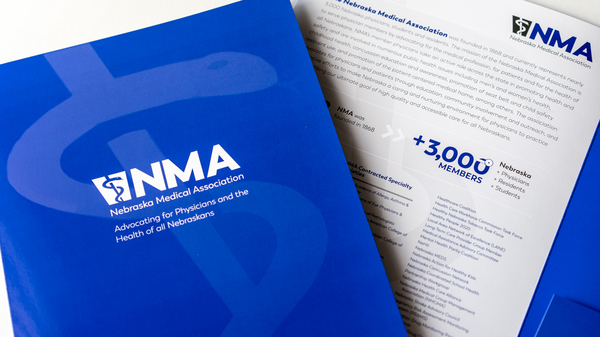 Nebraska Medical Association | UNANIMOUS | Web Design