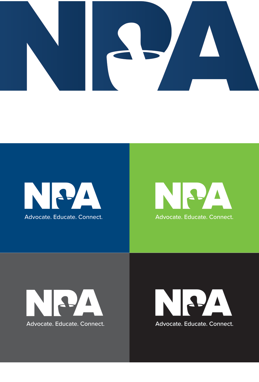 Nebraska Pharmacists Association | UNANIMOUS | Branding Marketing ...